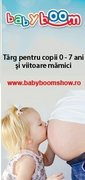 Targuri din Bucuresti - Baby Boom Show - Editia de toamna