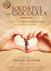 Piese de teatru din Bucuresti - Soldatul de ciocolata (sau Armele si omul)