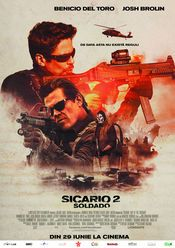 Cinema - Sicario: Day of the Soldado