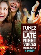 Petreceri din Bucuresti - Karaoke Friday - late night voices