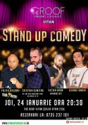 Spectacole din Bucuresti - Stand-Up Comedy Night Show