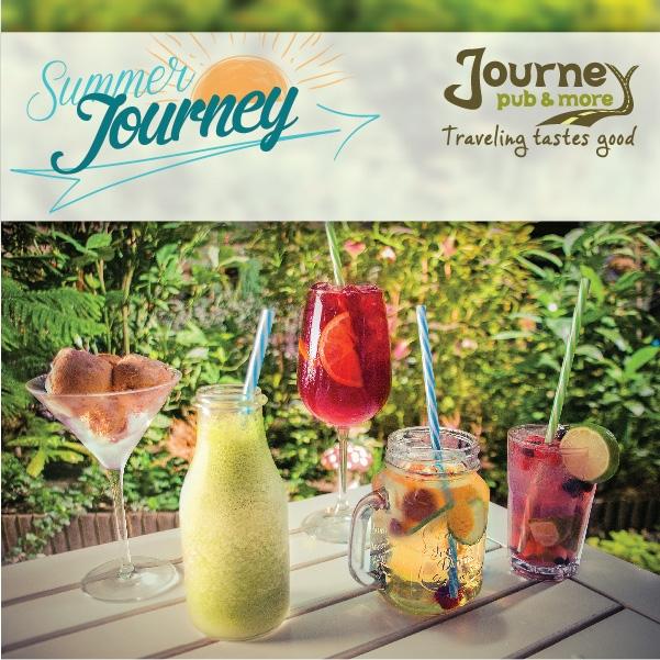 Summer Journey - Meniul de Vara