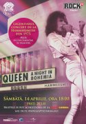 Proiectii din Bucuresti - Queen - A Night in Bohemia, un show rock legendar