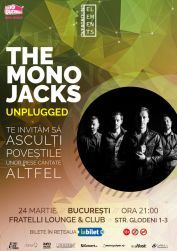 Concerte din Bucuresti - The Mono Jacks