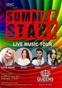 Petreceri - Summer Start Tour