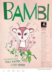 Piese de teatru din Bucuresti - Bambi