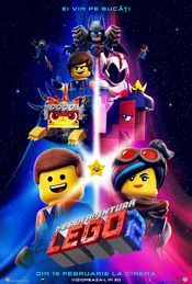 Cinema - The Lego Movie 2: The Second Part