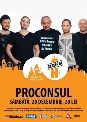 Concerte - Proconsul