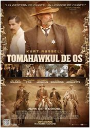 Tomahawkul de os (Bone Tomahawk) (2015)