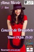 Concerte din Bucuresti - Concert de Dragobete cu Alma Nicole