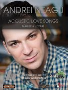 """ACOUSTIC LOVE SONGS""- concert live"
