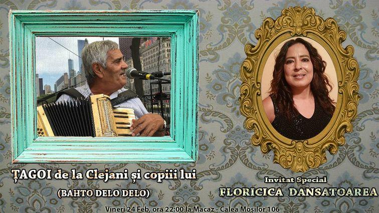 Petreceri din Bucuresti - Chef cu Tagoi si Floricica Dansatoarea