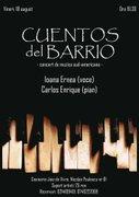 Cuentos del Barrio - concert muzica sud-americana