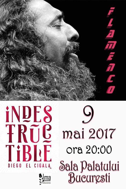 Concerte din Bucuresti - Diego el Cigala