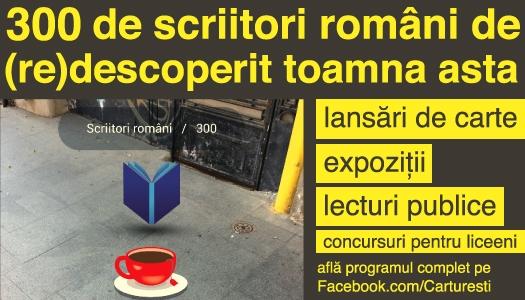 300 autori romani cu -20%