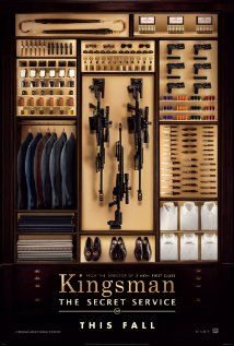 Cinema - Kingsman: The Secret Service