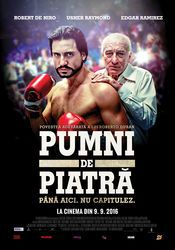 Cinema - Hands of Stone