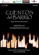 """Cuentos del Barrio"" - Concert de Muzica SUD- AMERICANA, Live"