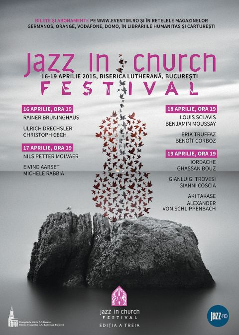 Festivaluri - Jazz in Church Festival