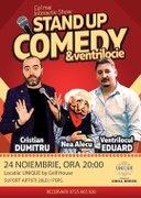 Spectacole din Constanta - Stand-Up Comedy & Ventrilocie
