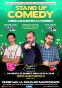 Spectacole din Bucuresti - Stand-Up Comedy Night! part. 1