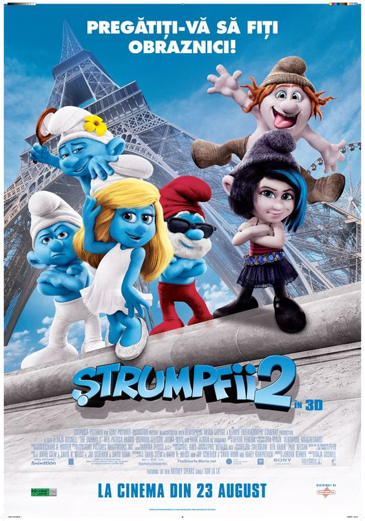 Cinema - The Smurfs 2