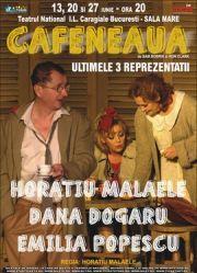 Piese de teatru - Cafeneaua