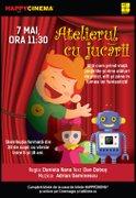 Spectacole din Romania - Atelierul cu jucarii