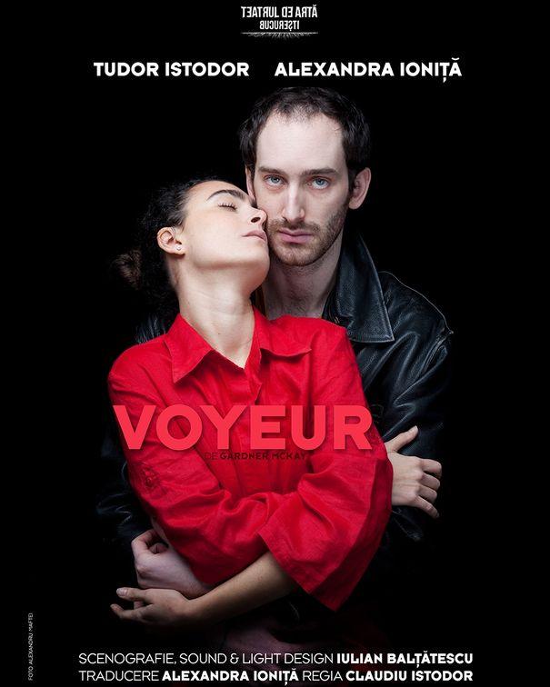 Piese de teatru din Bucuresti - Voyeur
