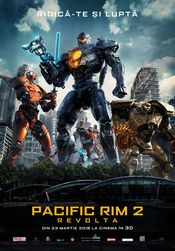 Cinema - Pacific Rim: Uprising