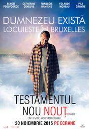 Le tout nouveau testament (The Brand New Testament) (2015)