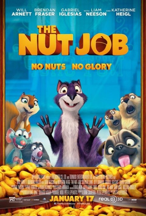 Cinema - The Nut Job