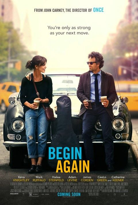 Cinema - Begin Again