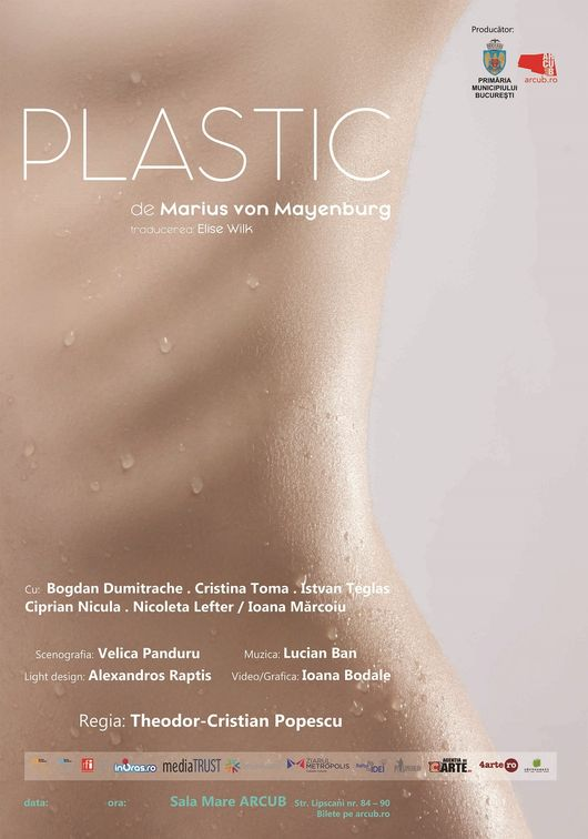 Piese de teatru din Bucuresti - Plastic