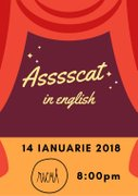 Asssscat in english