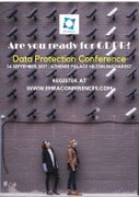 Are you ready for GDPR? Data Protection Conference