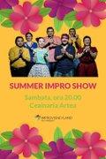 Summer Impro in Ceainarie - Show de Improvizatie