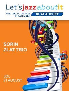Concerte - Sorin Zlat Trio