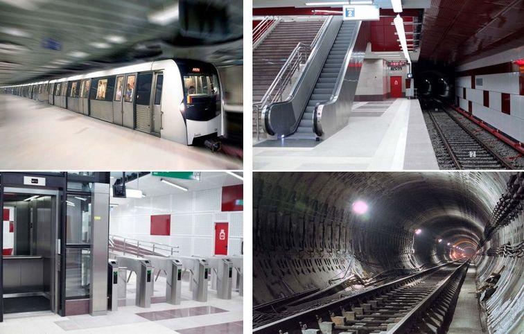 Utile - Noi trenuri de metrou in Bucuresti - Cand vom circula cu ele