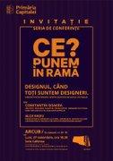 Conferinte din Romania - #CePunemInRama?