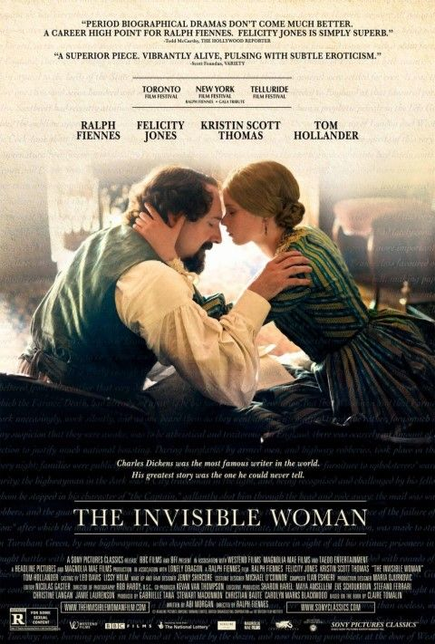 Cinema - The Invisible Woman