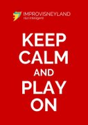 Piese de teatru din Bucuresti - KEEP CALM and PLAY ON!
