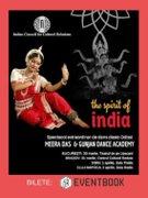 Spectacole din Bucuresti - The Spirit of India  - Spectacol extraordinar de dans clasic