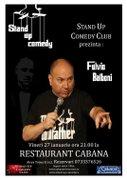 Spectacole din Bucuresti - Stand up comedy - Fulvio Balboni