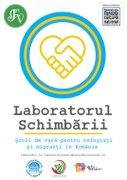 Laboratorul schimbarii – cursuri și tururi gratuite pentru migranti