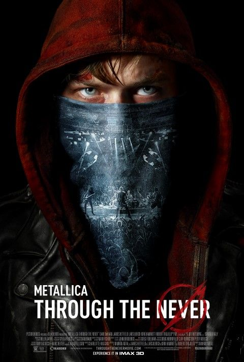 Metallica: Through the Never (2013)