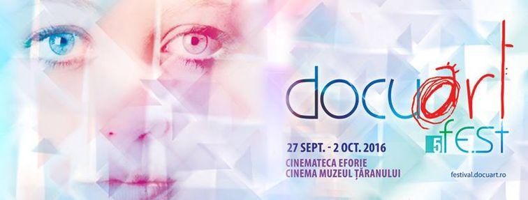 Festivaluri - Bucuresti Docuart Fest