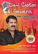 Concerte din Bucuresti - Dan Ciotoi & Generic