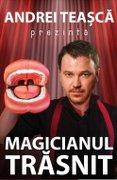 Spectacole din Bucuresti - Magicianul Trasnit - Teatru-magie pentru copii
