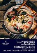 Alte evenimente din Bucuresti - Promovarea prin Facebook pentru Restaurante si Baruri